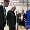 Lord Heseltine Visit