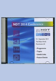 NDT 2014 Conference & Exhibition CD-ROM