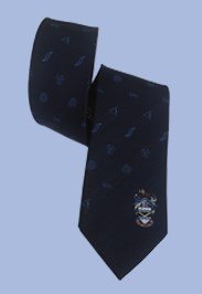 Membership items – Silk tie (navy blue)