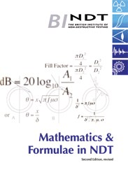 Mathematics and Formulae in NDT