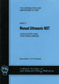 Series: The Capabilities and Limitations of NDT Part 4. Manual Ultrasonic NDT